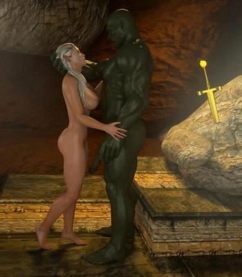 The Chronicles Of Dun'Ragon 2 – The Half-Orc comic porn sex 038