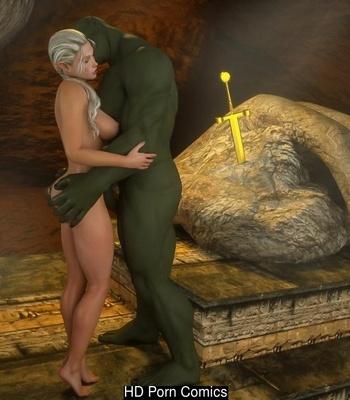 The Chronicles Of Dun'Ragon 2 – The Half-Orc comic porn sex 040