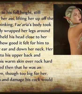 The Chronicles Of Dun'Ragon 2 – The Half-Orc comic porn sex 041