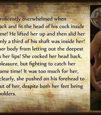 The Chronicles Of Dun'Ragon 2 – The Half-Orc comic porn sex 045