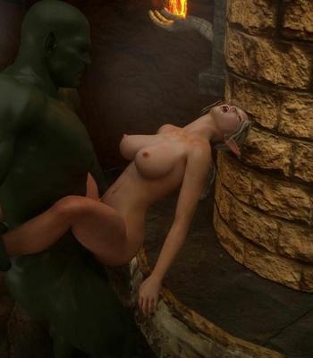 The Chronicles Of Dun'Ragon 2 – The Half-Orc comic porn sex 047
