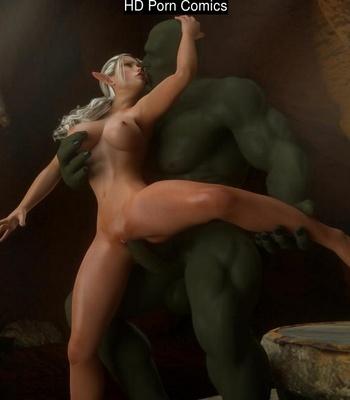 The Chronicles Of Dun'Ragon 2 – The Half-Orc comic porn sex 049