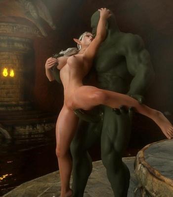 The Chronicles Of Dun'Ragon 2 – The Half-Orc comic porn sex 050