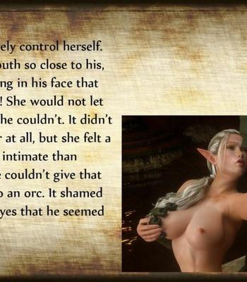 The Chronicles Of Dun'Ragon 2 – The Half-Orc comic porn sex 051
