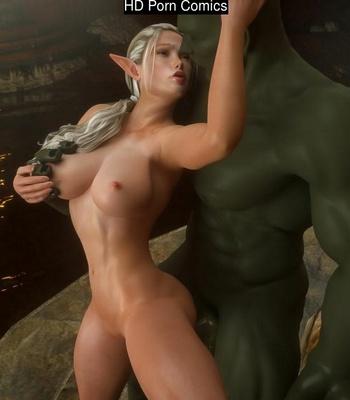 The Chronicles Of Dun'Ragon 2 – The Half-Orc comic porn sex 052