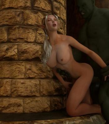 The Chronicles Of Dun'Ragon 2 – The Half-Orc comic porn sex 057