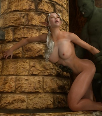 The Chronicles Of Dun'Ragon 2 – The Half-Orc comic porn sex 058
