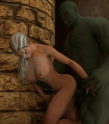 The Chronicles Of Dun'Ragon 2 – The Half-Orc comic porn sex 060