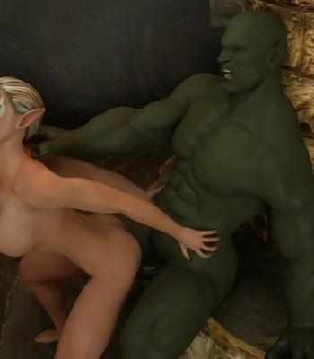 The Chronicles Of Dun'Ragon 2 – The Half-Orc comic porn sex 062