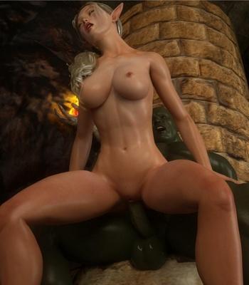 The Chronicles Of Dun'Ragon 2 – The Half-Orc comic porn sex 063