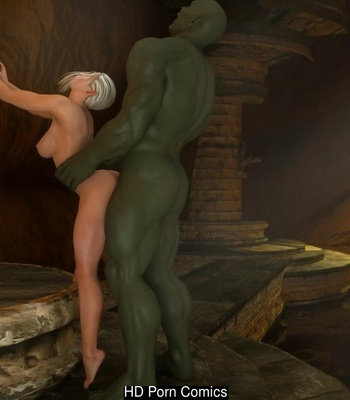 The Chronicles Of Dun'Ragon 2 – The Half-Orc comic porn sex 065