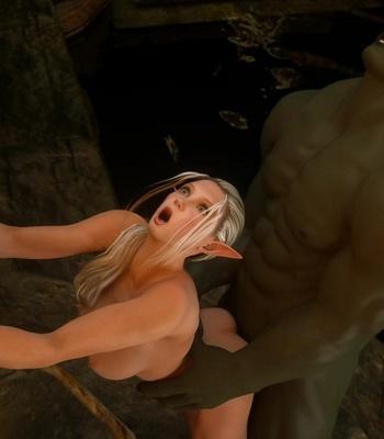 The Chronicles Of Dun'Ragon 2 – The Half-Orc comic porn sex 066