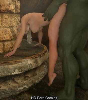 The Chronicles Of Dun'Ragon 2 – The Half-Orc comic porn sex 068