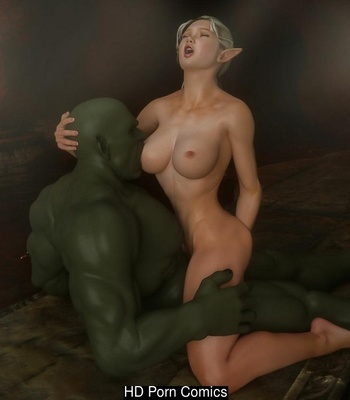 The Chronicles Of Dun'Ragon 2 – The Half-Orc comic porn sex 073