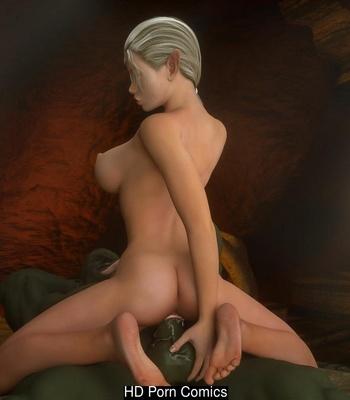 The Chronicles Of Dun'Ragon 2 – The Half-Orc comic porn sex 075