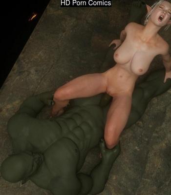 The Chronicles Of Dun'Ragon 2 – The Half-Orc comic porn sex 077