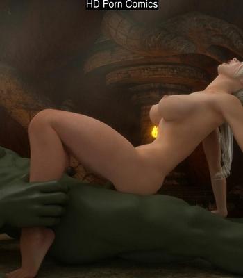 The Chronicles Of Dun'Ragon 2 – The Half-Orc comic porn sex 078