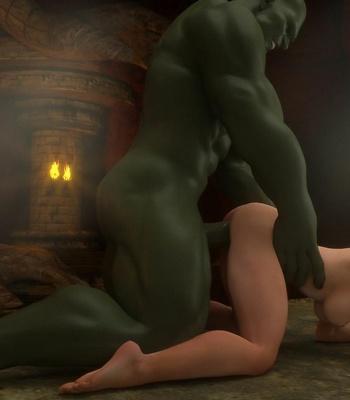 The Chronicles Of Dun'Ragon 2 – The Half-Orc comic porn sex 082