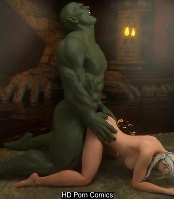 The Chronicles Of Dun'Ragon 2 – The Half-Orc comic porn sex 084