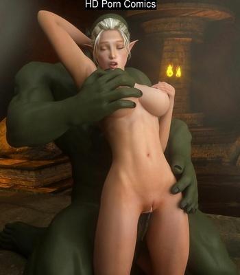 The Chronicles Of Dun'Ragon 2 – The Half-Orc comic porn sex 085