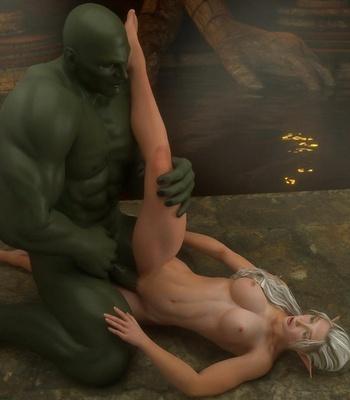 The Chronicles Of Dun'Ragon 2 – The Half-Orc comic porn sex 089