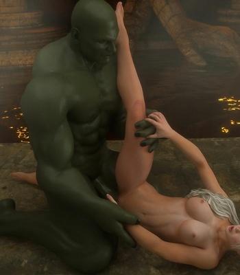 The Chronicles Of Dun'Ragon 2 – The Half-Orc comic porn sex 090