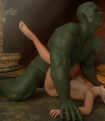 The Chronicles Of Dun'Ragon 2 – The Half-Orc comic porn sex 095