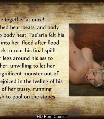 The Chronicles Of Dun'Ragon 2 – The Half-Orc comic porn sex 096