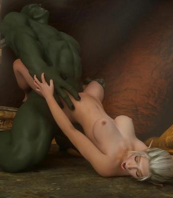 The Chronicles Of Dun'Ragon 2 – The Half-Orc comic porn sex 097