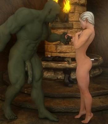 The Chronicles Of Dun'Ragon 2 – The Half-Orc comic porn sex 102