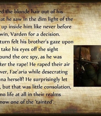 The Chronicles Of Dun'Ragon 2 – The Half-Orc comic porn sex 103