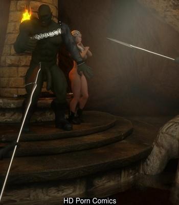 The Chronicles Of Dun'Ragon 2 – The Half-Orc comic porn sex 106