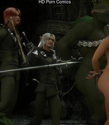 The Chronicles Of Dun'Ragon 2 – The Half-Orc comic porn sex 107