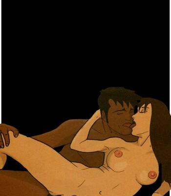Porn Comics - The First Taste