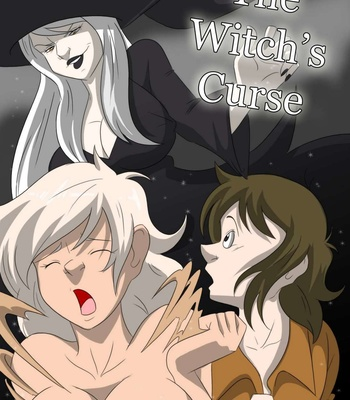 Porn Comics - A Witch's Curse