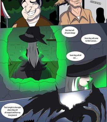 A Witch's Curse comic porn sex 002