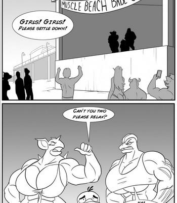 Porn Comics - A Heated Debate