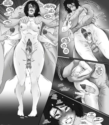Gender Neutral Creations 4 comic porn sex 022
