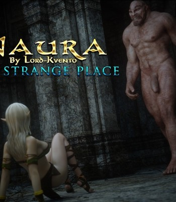 Porn Comics - Naura – The Strange Place