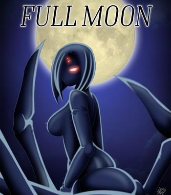 Porn Comics - Full Moon