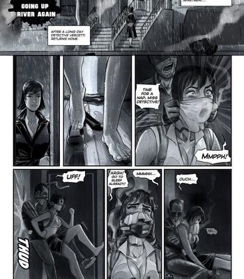 Porn Comics - The Sniffer