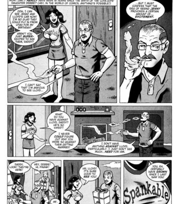 Here Come The Lovejoys – Father Fixation 1 comic porn sex 002