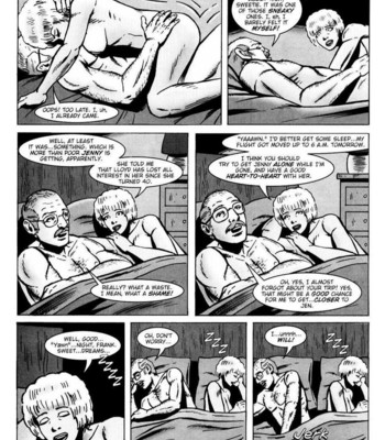 Here Come The Lovejoys – Father Fixation 1 comic porn sex 009