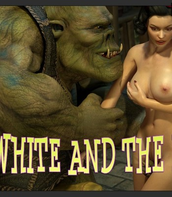 Porn Comics - Snowy White And The Prince Sex Comic