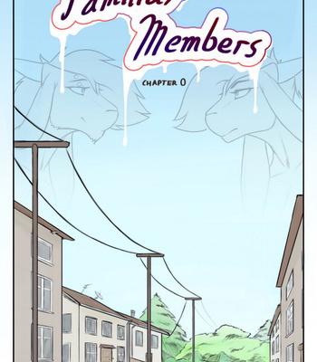 Porn Comics - Familiar Members 0