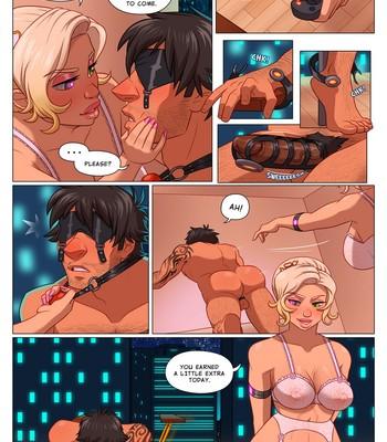 100 Percent 3 comic porn sex 008
