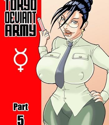 Porn Comics - Tokyo Deviant Army 5 Sex Comic