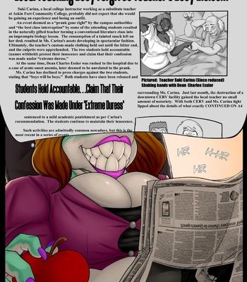 Substitute Teaser – Epilogue comic porn sex 008