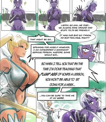 The Otherworld Gateway Sex Comic sex 010