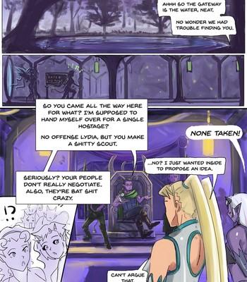 The Otherworld Gateway Sex Comic sex 015